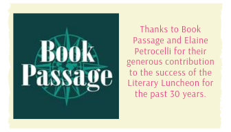 thank you book passage and elaine petrocelli